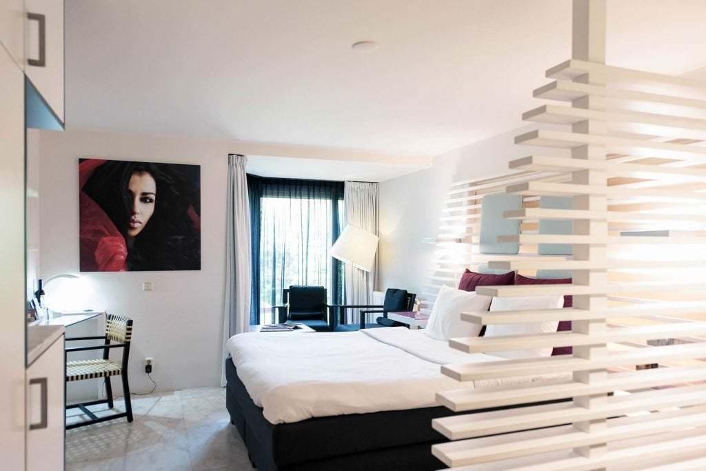 Comfortkamer slaapkamer