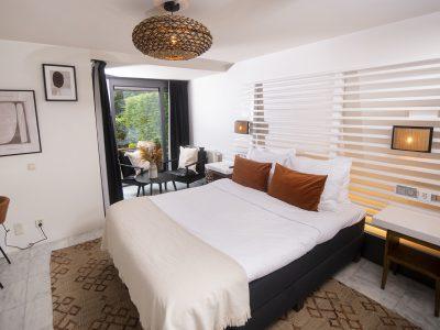 Nobel hotel Ameland - Kamers Comfort Begane grond