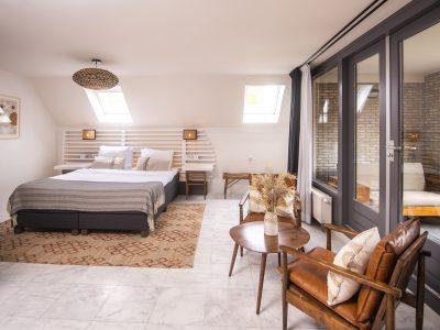 Nobel hotel Ameland - Kamers Loggia Suite