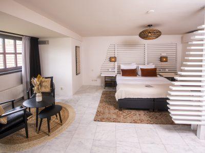Nobel hotel Ameland - Kamers Suite